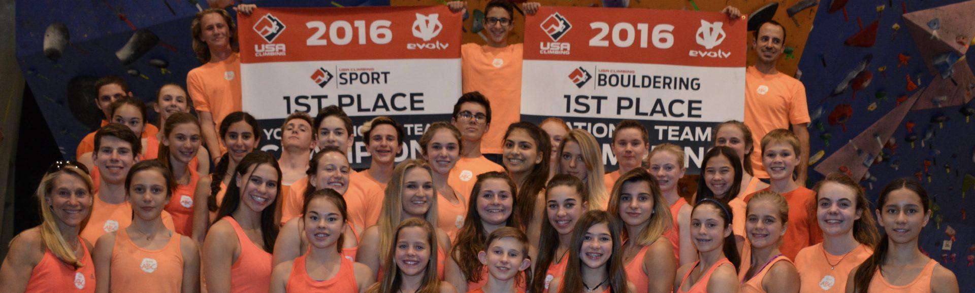 Team ABC Boulder